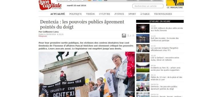 Affaire Dentexia : Les critiques fusent contre les pouvoirs publics