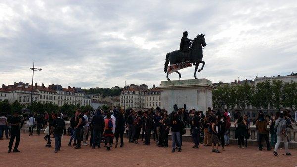 A Lyon, une manifestation pour la régularisation des sans-papiers ce samedi