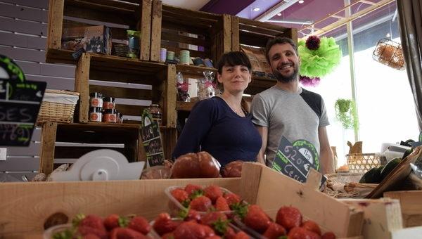 Label et Sébastien : cuisine familiale et circuits courts à Lyon