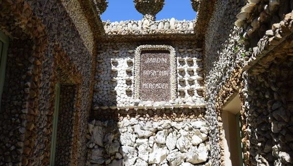 Réhabilitation du jardin Rosa Mir à Lyon: «remplacer un à un des centaines de coquillages»