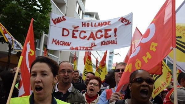 13ème manif contre la loi travail, Lyon se mobilise malgré l'appel de Paris