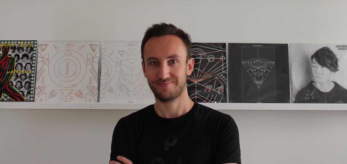 Marc Weistroff l'un des créateurs de Mopro. ©