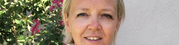 Anne Lorne, désignée candidate par Les Républicains aux prochaines élections législatives à Lyon. DR