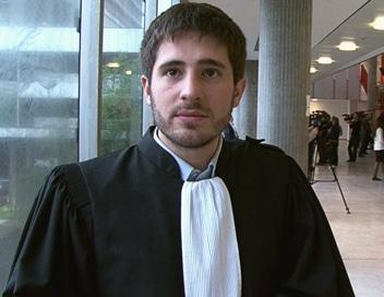 Charles Joseph-Oudin, au procès contre Servier et son Médiator. DR