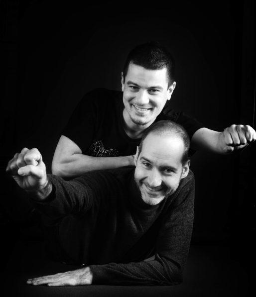 Thomas Nguyen (à gauche) et Bertrand Girin, fondateurs de Réputation VIP © DR
