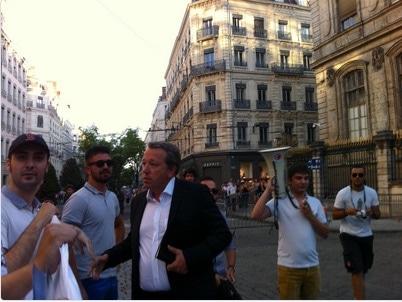 Identitaires et FN, main dans la main contre l'Institut français de civilisation musulmane de Lyon