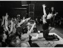 Jello Biafra lors d'un concert à Berlin. © CC