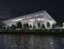 Image de la future ASVEL Arena. ©ASVEL