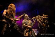 Le groupe ukrainien Nokturnal Mortum qui doit se produire pour la seconde fois dans l'Ain CC Kilkim Žaibu festival