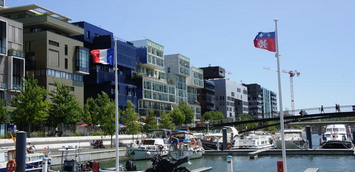 Confluence à Lyon, derrière l'image du «quartier de la modernité»