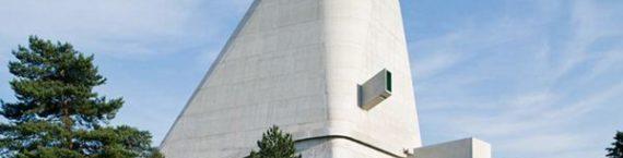 L'église St Pierre, Le Corbusier © DR