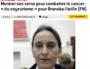 Lutte contre le cancer : pour le FN de Villeurbanne c'est «cachez ce sein»
