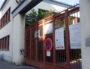 L'entrée de l'ancienne usine Fagor-Brandt, rue de Gerland, le futur lieu de Nuits Sonores. ©LB/Rue89Lyon