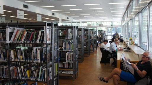 La bibliothèque municipale de Lyon. © Romain Chevalier/Rue89Lyon.
