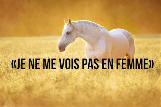 Un des posters Buzzfeed avec une citation de Laurent Wauquiez.