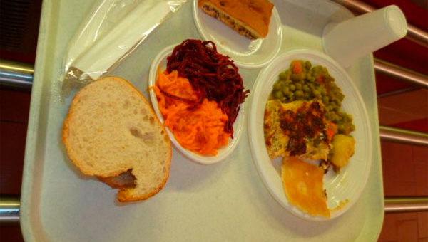 Un menu 100 % végétarien proposé dans un lycée lyonnais