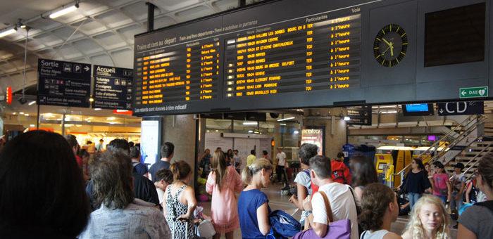 Nœud ferroviaire lyonnais : en attendant 2040, voyagerons-nous mieux en train ?