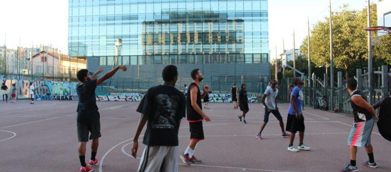 Une histoire du streetball en vidéo… Et à Lyon, où et comment joue-t-on ?