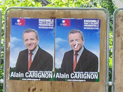 Grenoble 2020 : Alain Carignon se voit en haut de l'affiche malgré «quelques inconvénients»