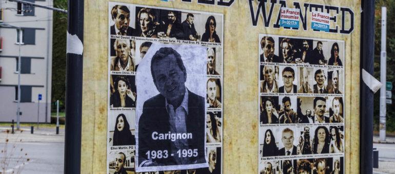 À Grenoble, Alain Carignon tente un retour en «trumpisant» le débat public