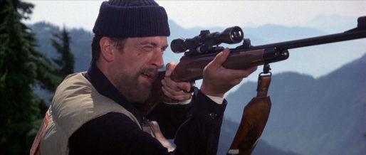 """Robert De Niro dans """"Voyage au bout de l'enfer"""", de Michael Cimino (1978). DR"""