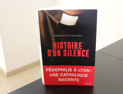 Histoire d'un silence revient sur un scandale qui a ébranlé l'Eglise catholique à Lyon. © Amélie James/Rue89 Lyon.