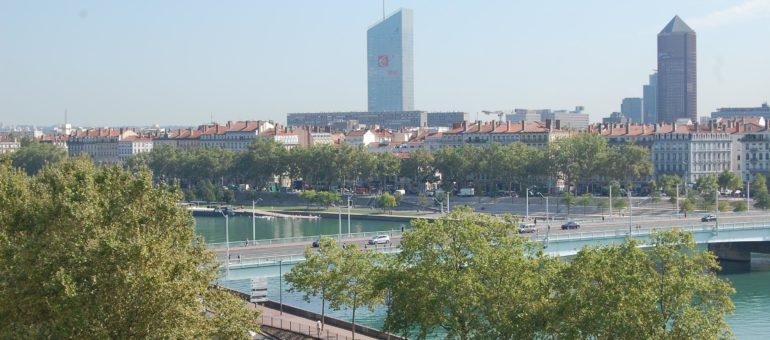Le marché de l'immobilier repart à la hausse en France grâce… à Lyon notamment