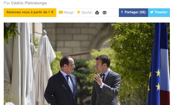 Le meeting des réformistes à Lyon déserté, à cause d'Emmanuel Macron