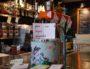 """La cagnotte des repas suspendus du restaurant """"Aux Bons Sauvages"""". Photo BE/Rue89Lyon"""