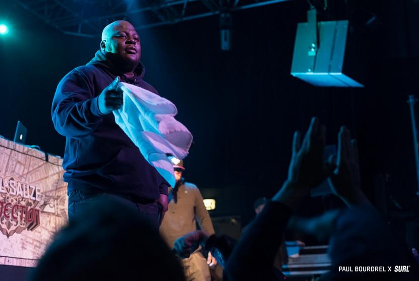 Ghostface au Kao, ou pourquoi arrêter les concerts de vieux rappeurs