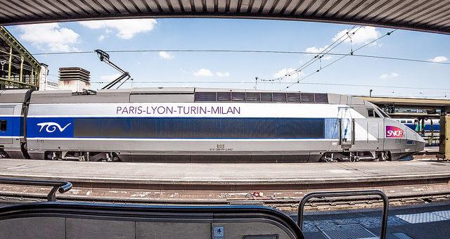 Pollution crasse, Lyon-Turin au ralenti : la Région cherche de nouvelles solutions ferroviaires