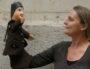 Le Théâtre de Guignol. Stéphanie Lefort, directrice et auteur de la compagnie des Zonzons. ©DR