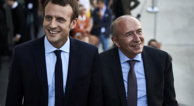 La fédé PS du Rhône mène-t-elle une campagne parallèle en faveur d'Emmanuel Macron ?