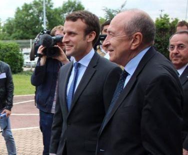 Emmanuel Macron élu Président : quelles conséquences pour Lyon… et pour Gérard Collomb ?