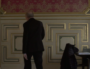 """Capture d'écran du documentaire de France 5 """"Pour quelques hectares de plus"""", réalisé par Nicolas Vescovacci. On y voit Gérard Collomb, agacé par une question sur le Parc OL, mettre fin à l'interview."""