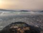 Capture d'écran du tweet de la préfecture d'Isère à propos de la pollution de l'air à Grenoble. ©Préfecture de l'Isère