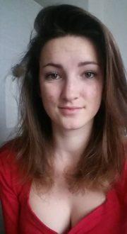 Justine, étudiante à Lyon 2 et militante du NPA