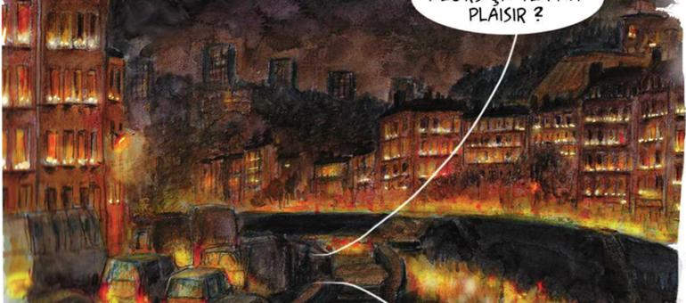 Trois manières de raconter la Fête des Lumières en bande dessinée