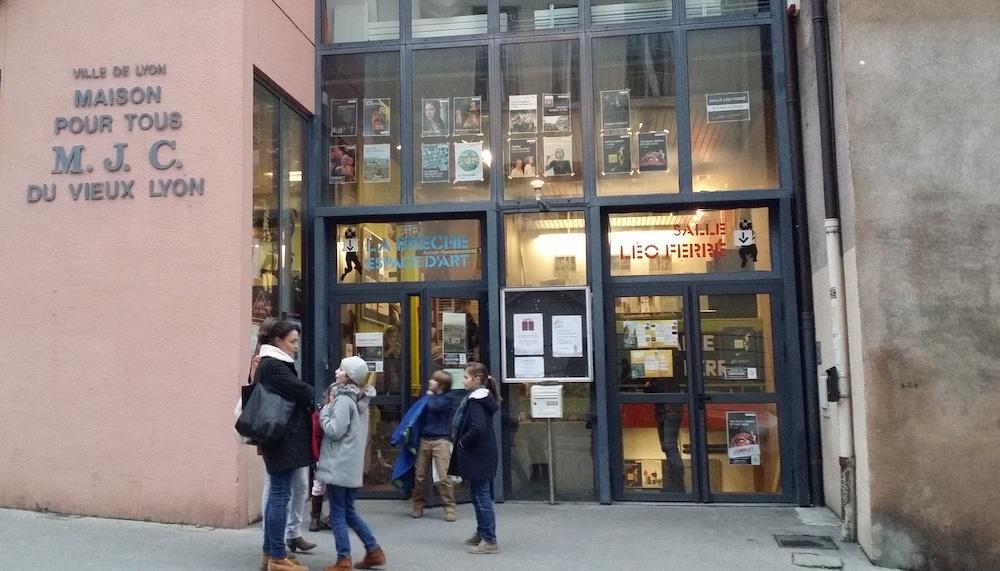 La MJC du Vieux Lyon. ©LB/Rue89Lyon