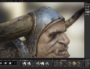 Capture d'écran du logiciel Substance Painter. ©Allegorithmic