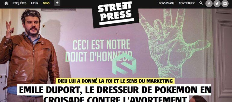 Anti-IVG : Les Survivants débarquent à Lyon