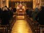 Messe anniversaire de la mort de Louis XVI du 21 janvier 2017. Eglise Saint-Georges (Vieux Lyon) ©LB/Rue89Lyon