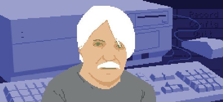 Jean Baudlot in pixel