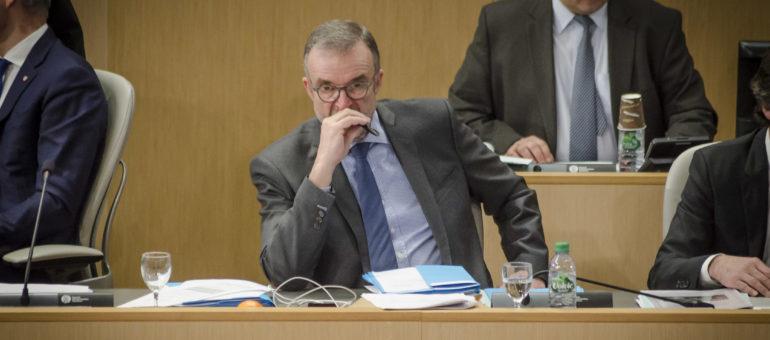 L' «exclu» sans surprise : Étienne Blanc candidat LR à la mairie de Lyon en 2020
