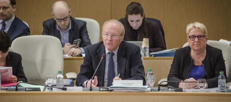 Brice Hortefeux, l'autre personnage de l'«affaire libyenne»