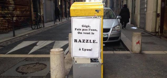 Qui veut la peau du Razzle? Ou le projet culturel impossible à Lyon