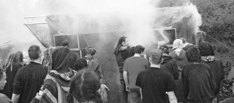 A Lyon, les défenseurs de la free party descendent dans la rue