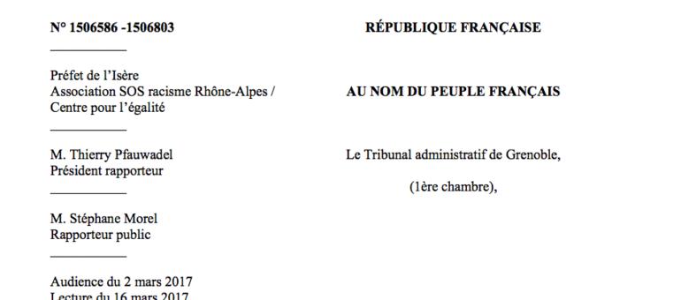 Le maire de Charvieu-Chavagneux ne voulait accueillir que des réfugiés chrétiens : la justice annule sa délibération