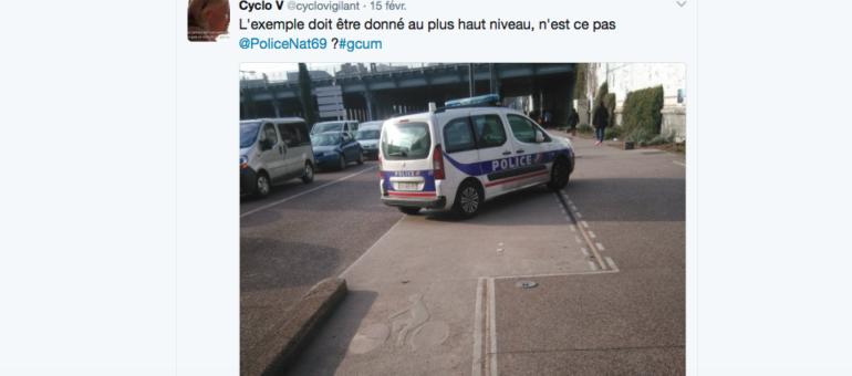 Hashtag #GCUM : le Lyonnais se gare-t-il spécialement «comme une merde» ?