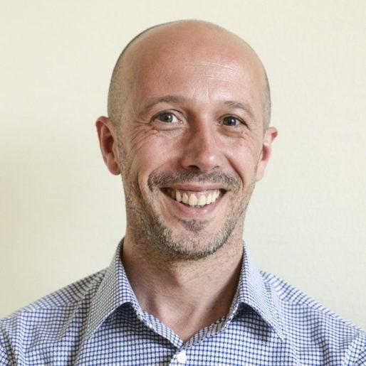 Yannick Chevalier, Maître de conférences en grammaire et stylistique française et vice-président en charge de l'égalité et de la vie citoyenne à l'Université Lyon 2. ©DR